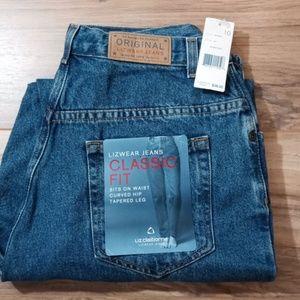 Liz Claiborne jeans high waisted